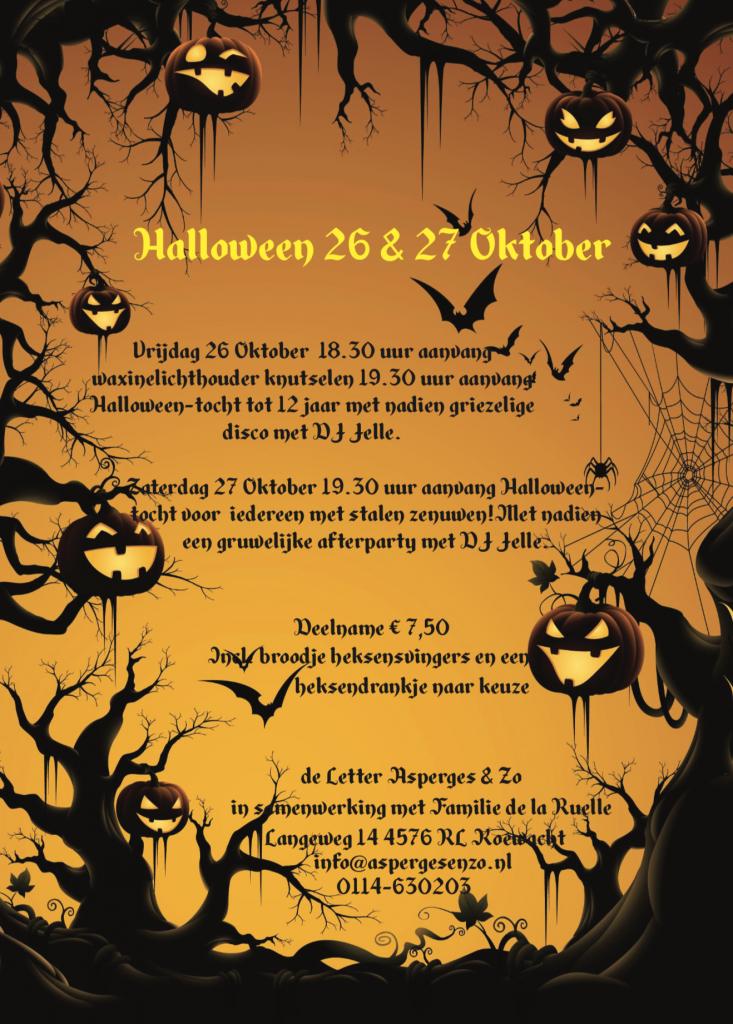 Waxinelichthouder Halloween.Halloween 26 27 Oktober Rkkv Koewacht
